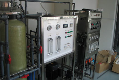 ME Tech Engineering Ultra-pure RO Water Treatment System
